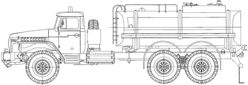 Ural-4320 ATZ-12-4320