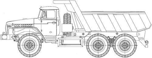 Ural-55571-41 6x6