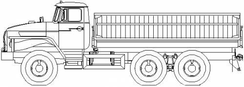 Ural-5557-10 (2008)