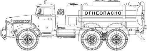 Ural-5557 ATMZ-7.5-5557
