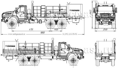 Ural Next (Russian truck)