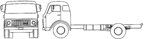 Volvo F86 (1968)