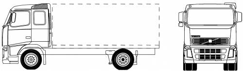Volvo FH12 4x2