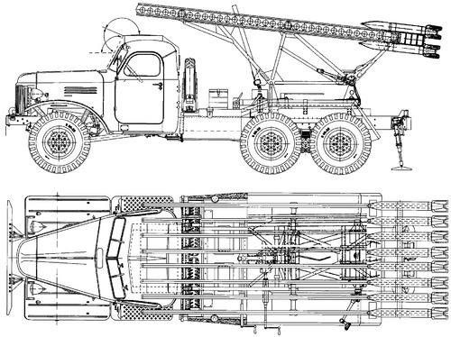 ZIS-151 BM-13