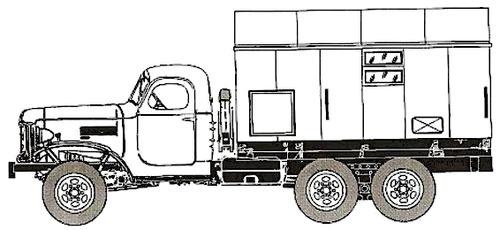 ZiS-151 Command Van