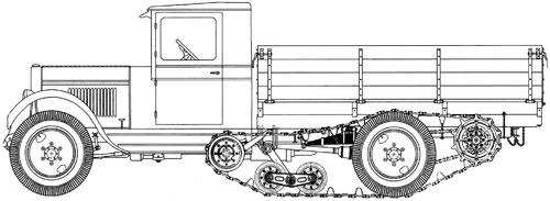 ZiS-35Sch