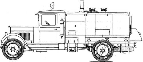 ZiS-5 BMZ-40
