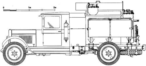 ZiS-5 BMZ-43