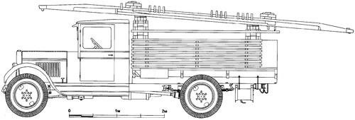 ZiS-5 Bridge Layer