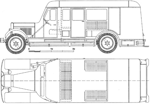 ZiS-5 Van
