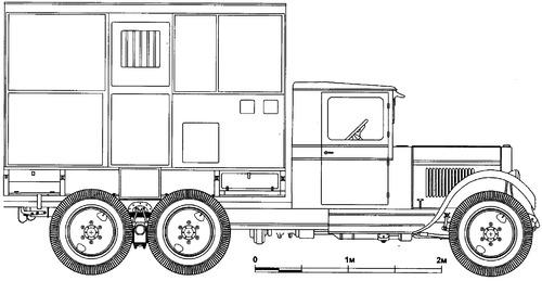 ZiS-6 AES-4
