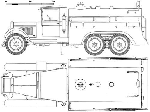 ZiS-6 BZ-35