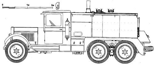 ZiS-6 PMZ-40
