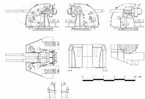102mm-45cal Mk.XIX