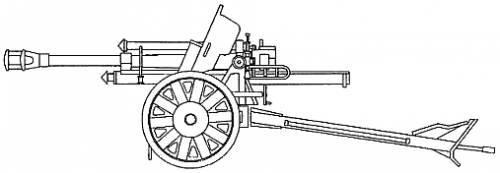 10.5cm F.H.18-40 Drachenfels