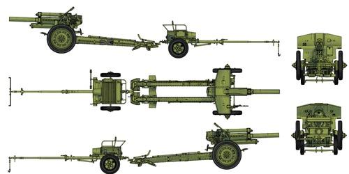 122mm 1938 M-30