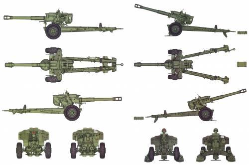 152mm D-20