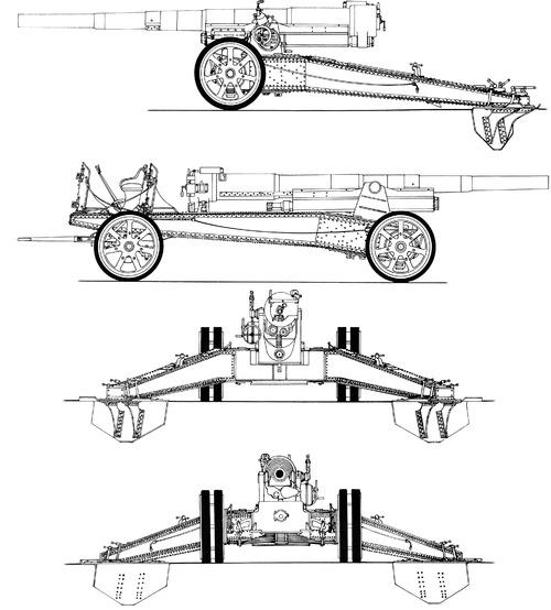155mm GRF
