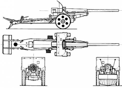 15cm Kanone 16 (Krupp) (1916)