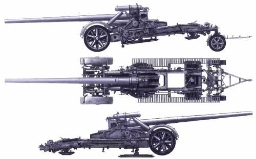 17cm Cannone 18 Matterhorn
