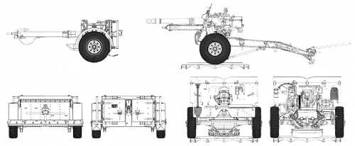 25Pdr Mk.II Field Gun