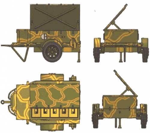3,7cm Flak Munitionsanhaenger