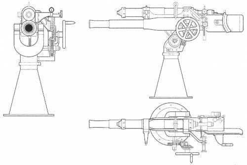 3 Inch Deck Gun (USN)