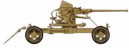 40mm Bofors AA