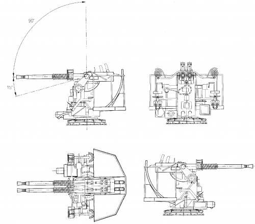 40mm Bofors Mk.I