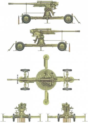 52-K M1939 85mm