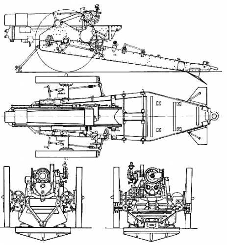 6 inch' BL 26cwt Howitzer