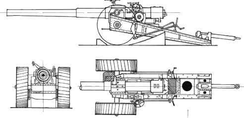 6 inch BL Howitzer Mk.VII