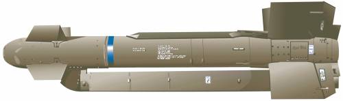 AGM-130 Powered Standoff Missile
