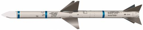 AIM-7F Sparrow Missile