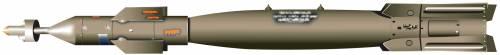 GBU-12 Paveway II Laser-guided Bomb