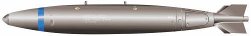 MK-82 500lb General Purpose Bomb