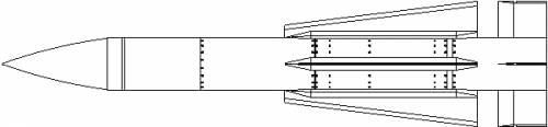 Phoenix AIM-54A