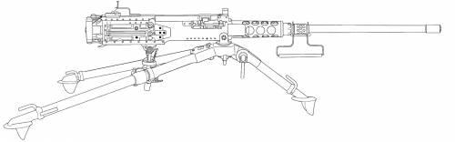 Browning M2 0.5 MG
