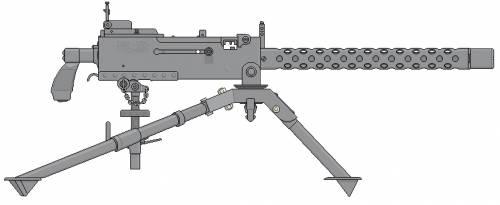 Browning MA4 (.30 Caliber) (1919)