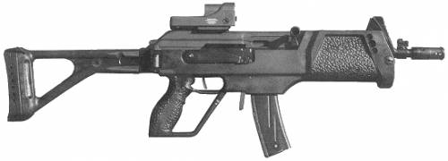 IMI Magal SMG