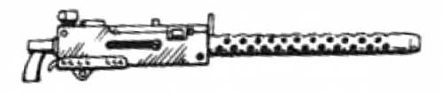 M1919 Browning .3 MG