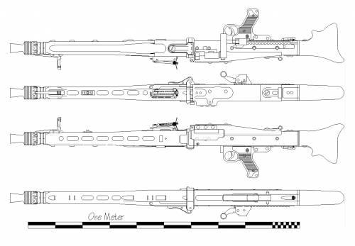 Maschinengewehr (MG)42