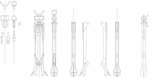 MG34 technical drawing