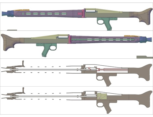 MG42 Airsoft Model