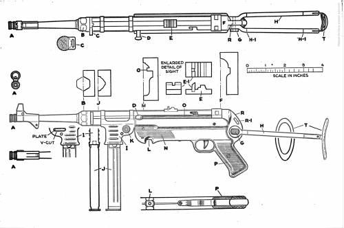 MP40 draw