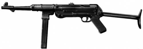 MP-40 Schmiesser
