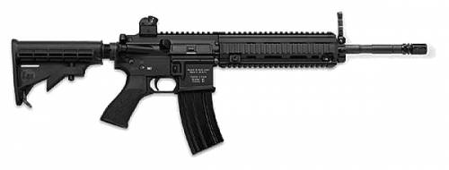 Automatic Assault Rifle