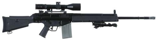 Heckler-Koch MSG-90 Sniper Rifle