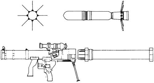 IMI SMAW B-300