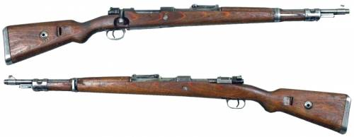 Mauser 98K 7.92mm